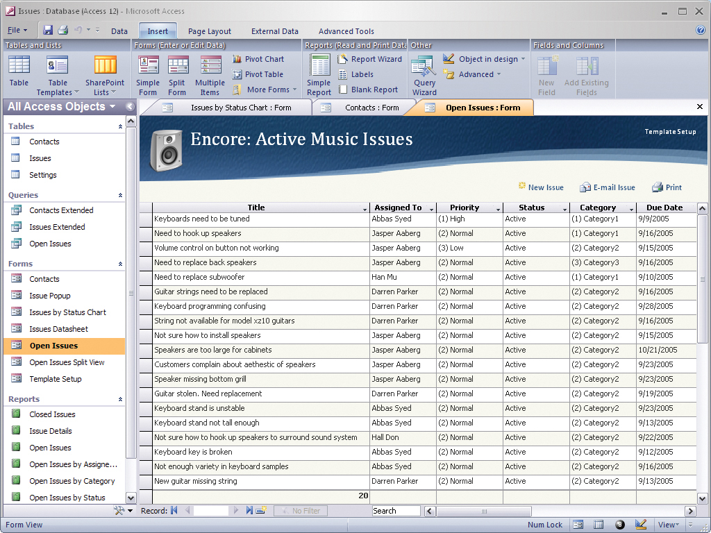 New User Interface For Office 12 Core Applications